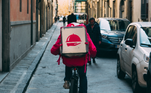 3 delivery trends in the restaurant industry