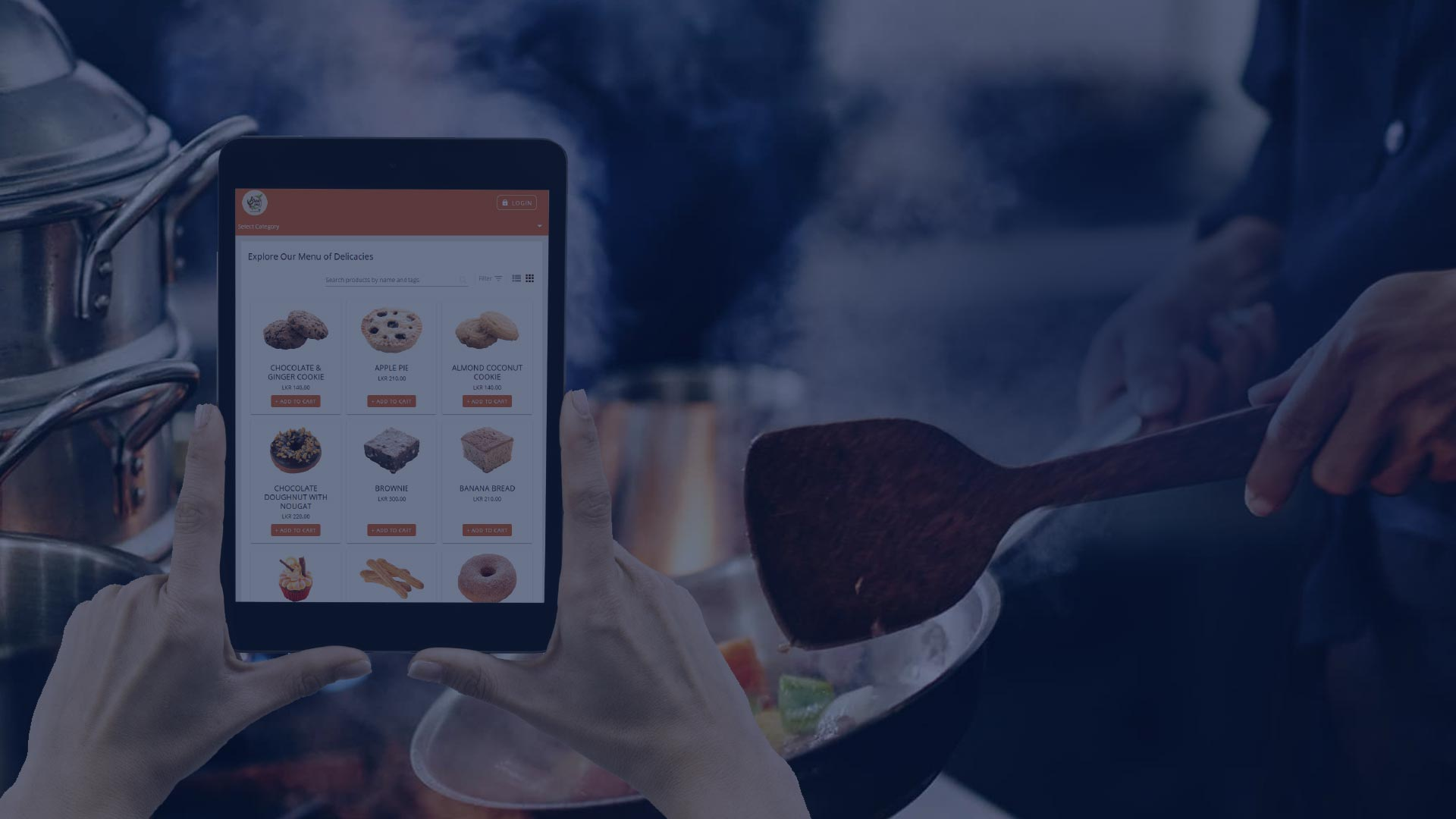 Start your own Online Restaurant in just a Few Minutes